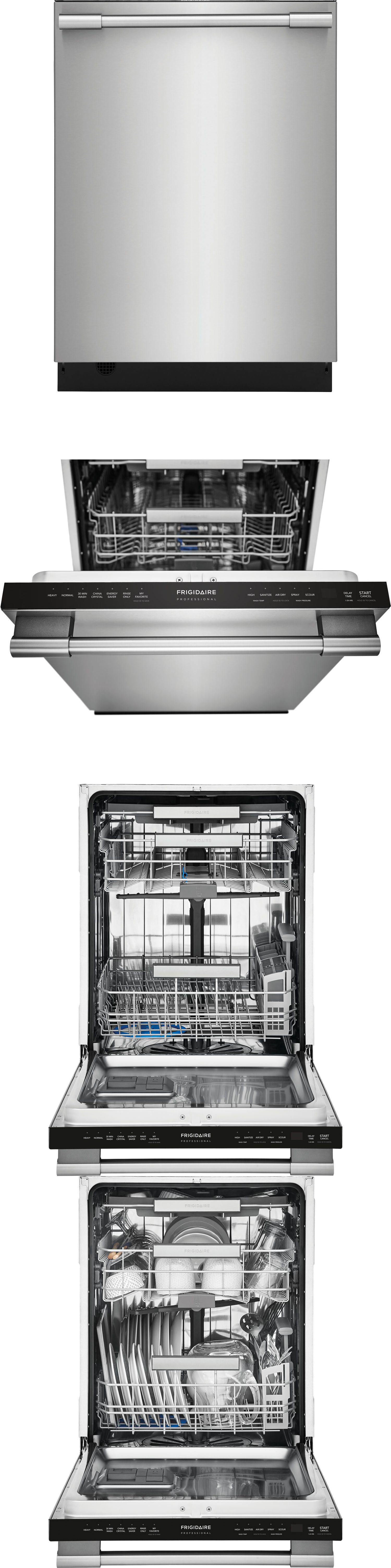 Details About Frigidaire Professional Stainless 24 Built In