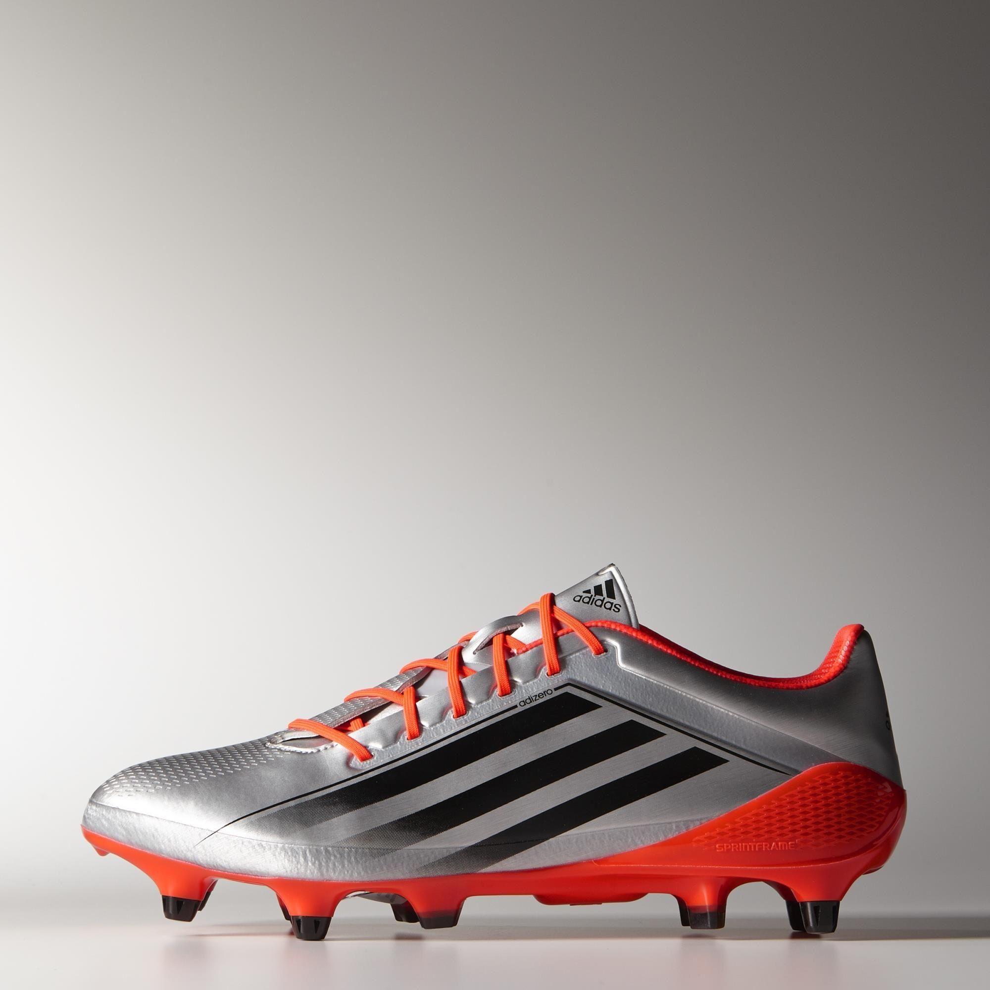 adidas adizero RS7 Pro 4.0 X-TRX SG - Silver | adidas New Zealand