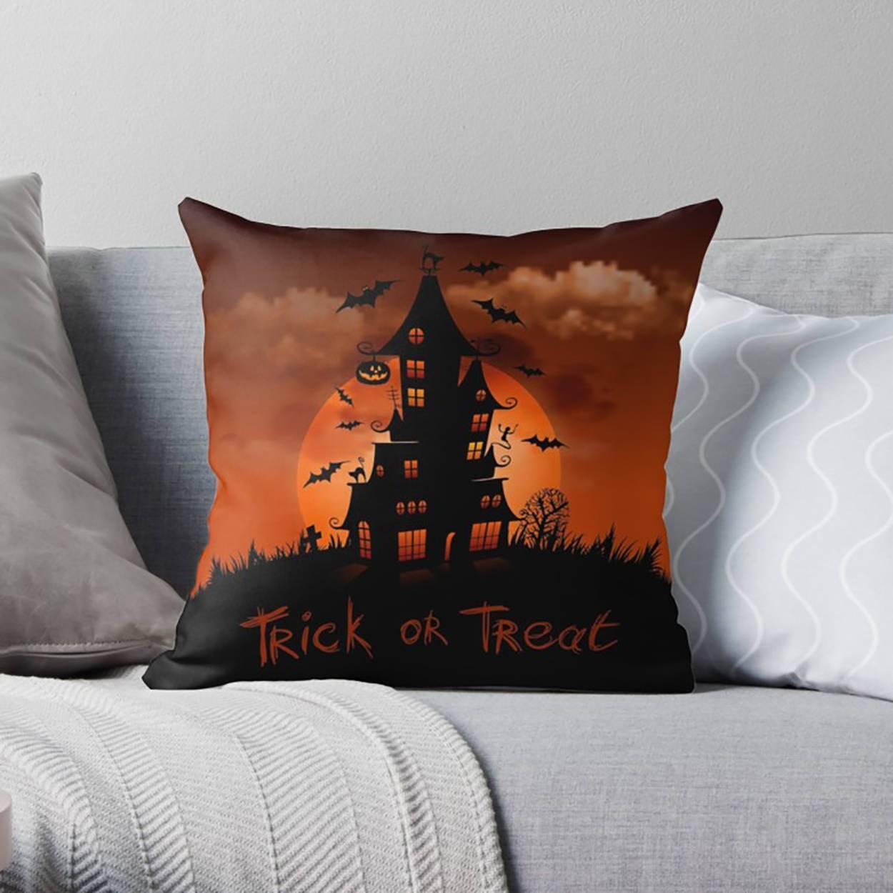 Halloween Decorative Pillow Pillows, Halloween pillows