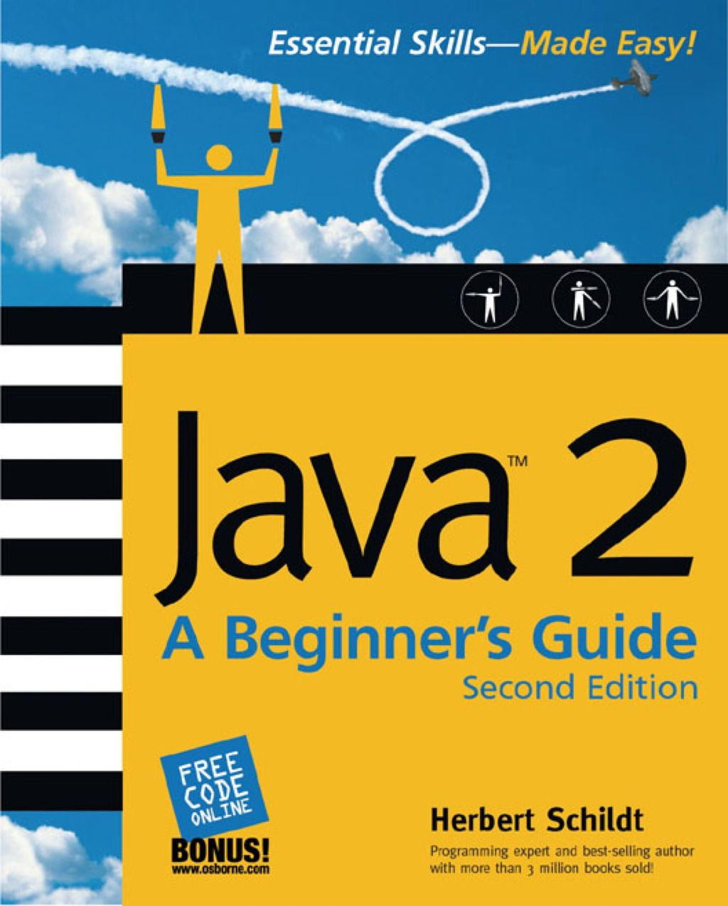 Java(tm)2 A Beginner's Guide (eBook) Learn to read