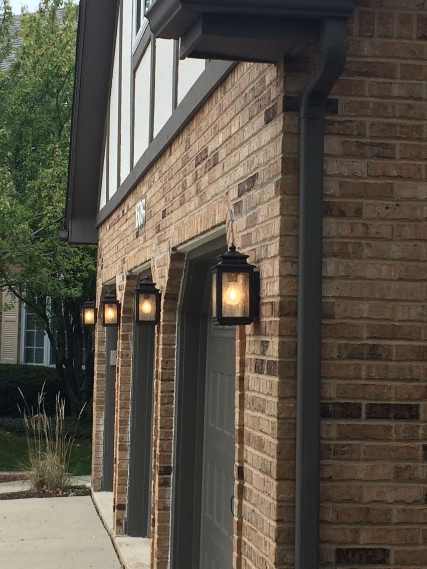 Wiscombe Exterior Lights By Kichler From Lowes Easy To Install