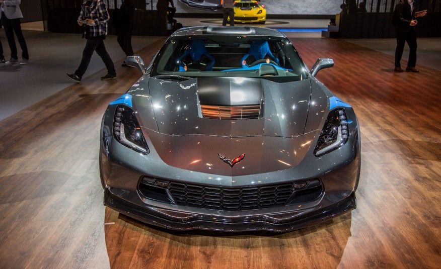 2017 Chevrolet Corvette Grand Sport Pictures (With images