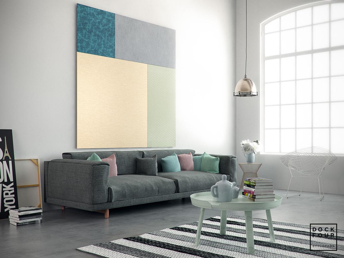Unieke wanddecoratie voor in de woonkamer! | Wanddecoratie | Pinterest