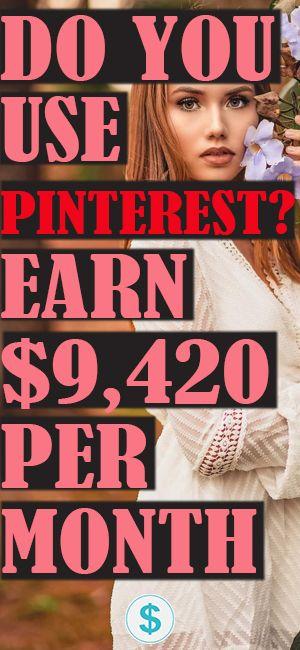 Verdienen Sie 300 US-Dollar pro Tag, indem Sie sich an diese Strategie halten …   – HOW TO MAKE MONEY ON PINTEREST