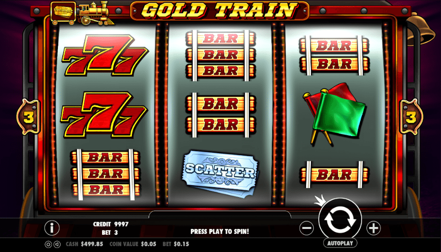 Spiele Gold Train - Video Slots Online