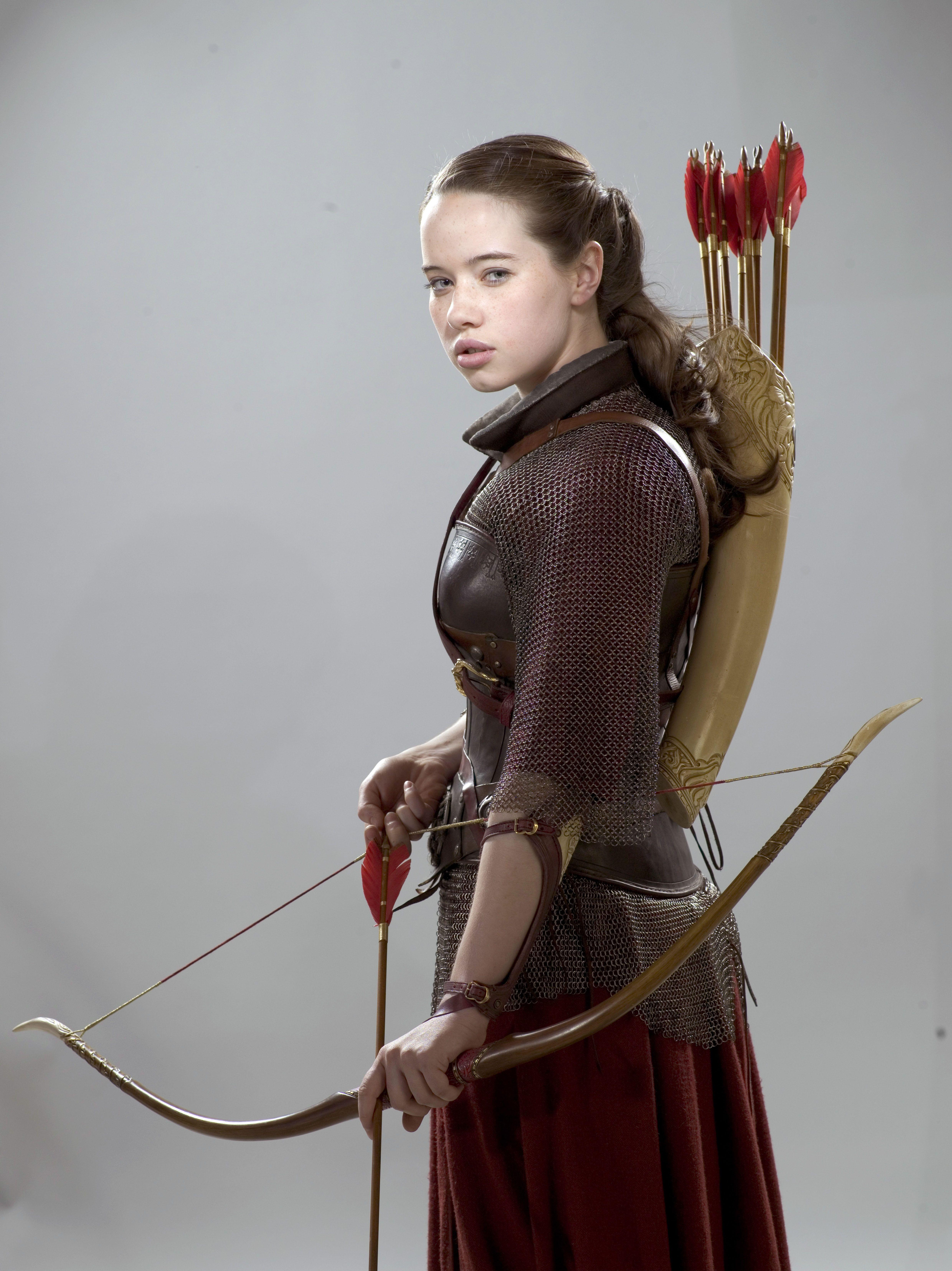 Susan\'s quiver <<<Before Katniss Everdeen... | archery | Pinterest ...