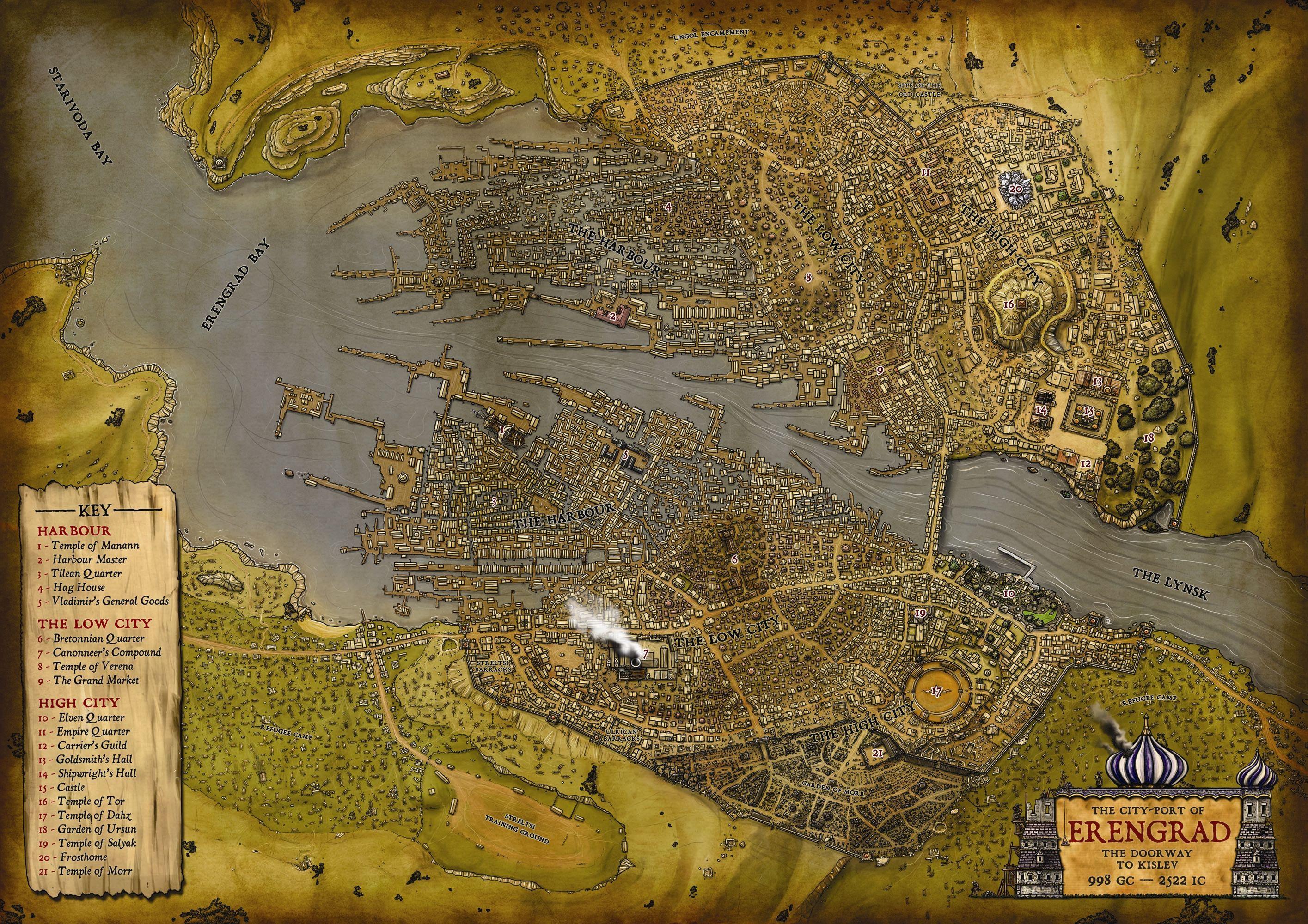 Warhammer Lizardman City Google Search Fantasie Karte Karten