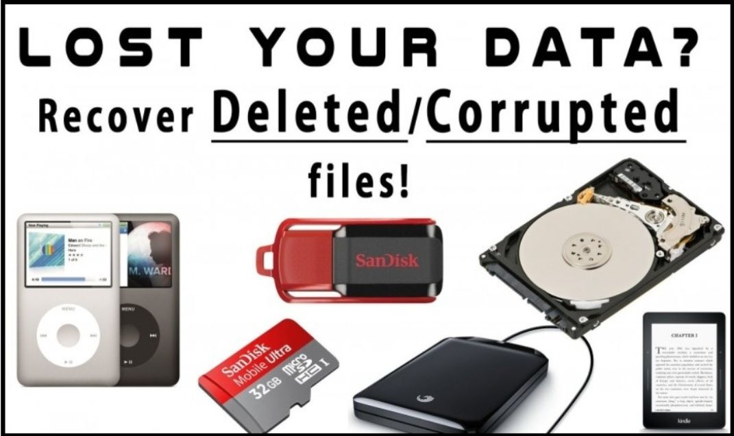 How To Recover Or Reboot The Files And Pictures From Usb Drive In