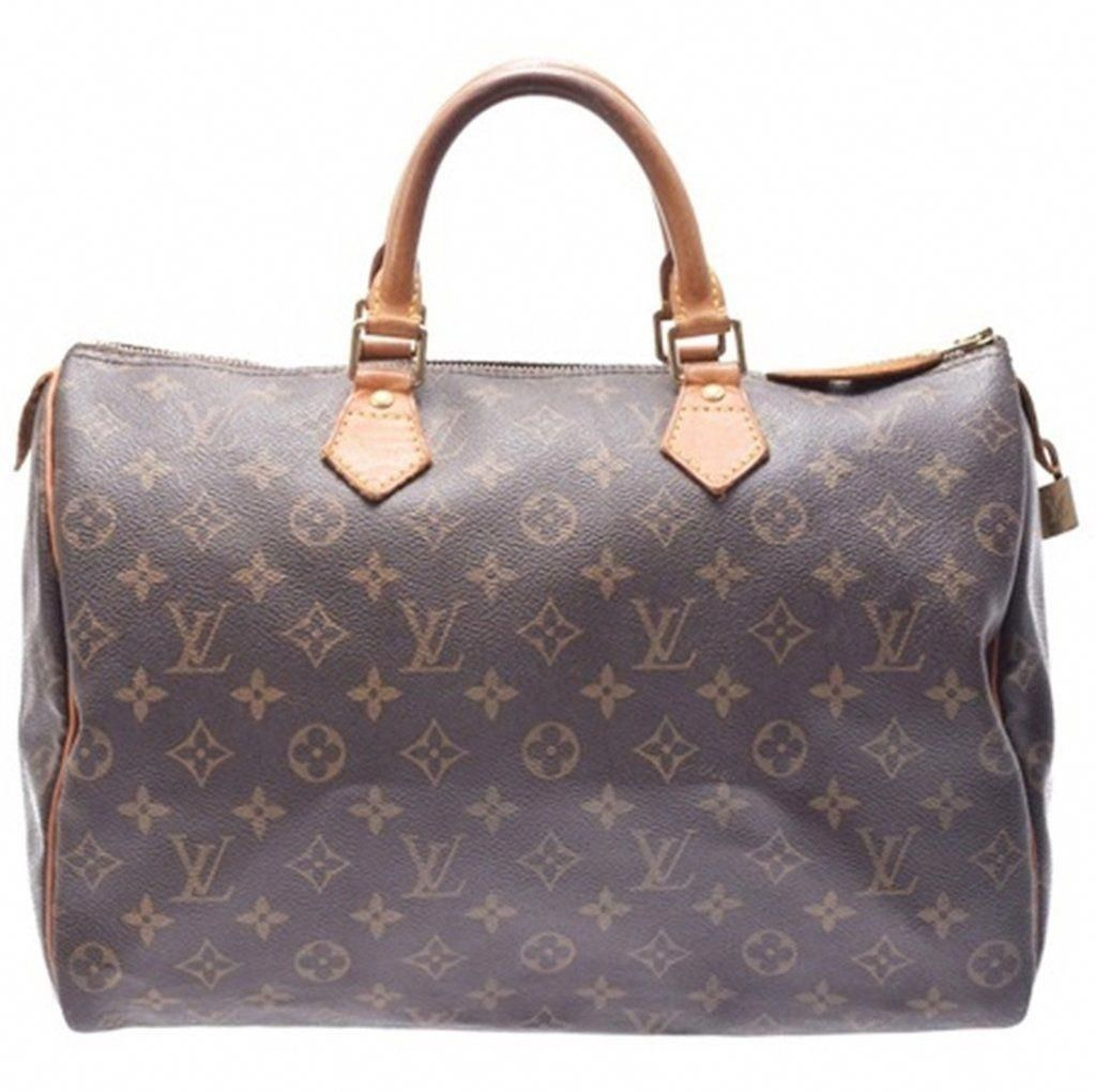 7cda364173d2 Speedy 35 Monogram Louis Vuitton  Louisvuittonhandbags