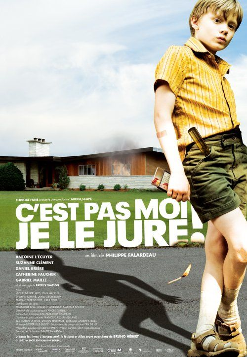 falando nisso, sempre fui apaixonado por cinema francês. esse aqui não foi lançado no Brasil, 'C'est Pas Moi Je Le Jure' mostra a saída da infância de uma forma bonita e saudável. eu tenho e recomendo, pendrives a postos que hoje eu tô bonzinho hehe