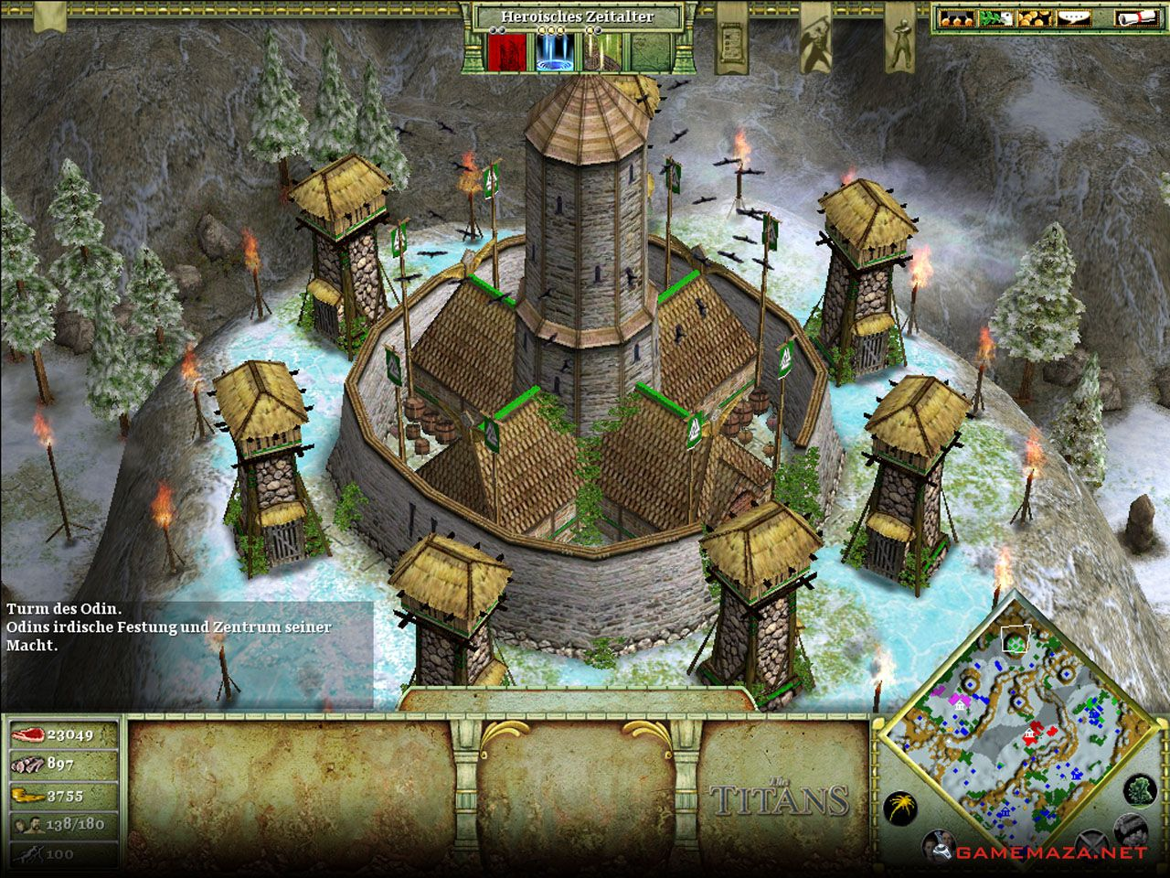 Age Of Mythology The Titans Free Download With Images Age Of