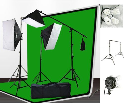 2.4x3M Double 2 Face Fabric 7.8ft x 9.8ft Background Green