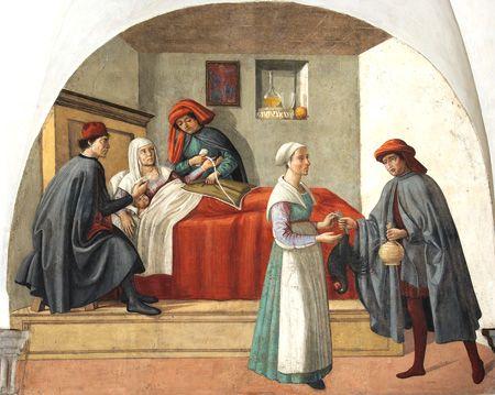 Oratorio dei Buonomini di San Martino - Firenze - bottega ...