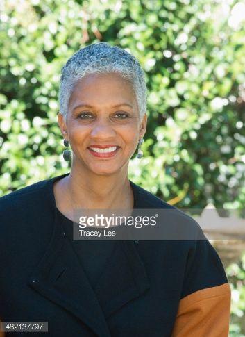 Gray Hair On Black Women Google Search Natural Hair Styles