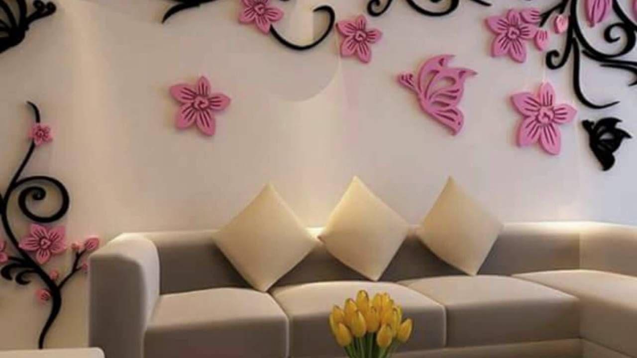 Super ideas para decorar tu pared cuando tu casa es tu for Ideas para decorar paredes de dormitorios