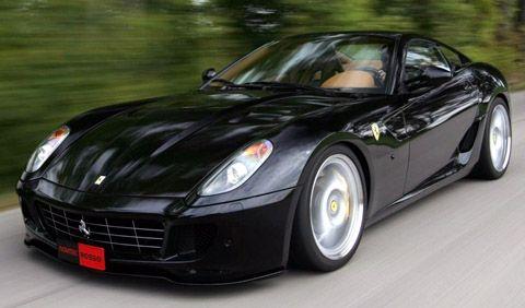 2009 Novitec 599 Gtb Fiorano Ferrari Automotive Manufacturers