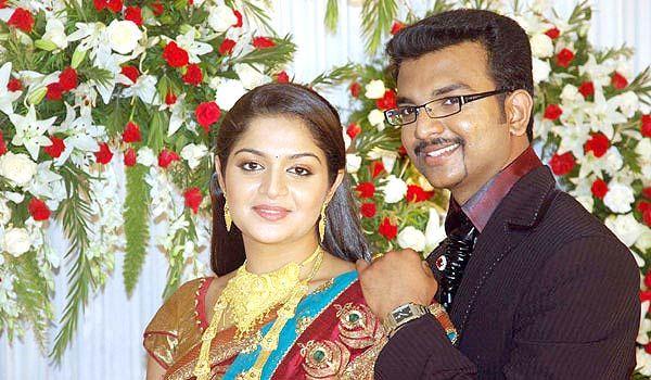 Karthika Mathew Wedding Reception Stills