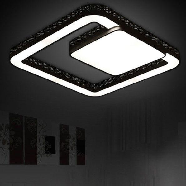 Modern Bedroom Lighting Ceiling modern dimmable ceiling lights design living room led light modern