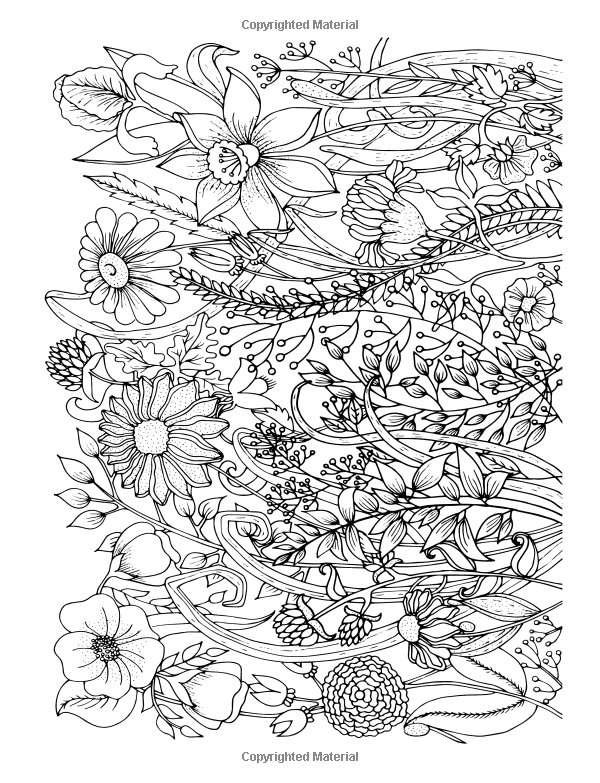 Amazon.com: Adult Coloring Books: I Love You MOM: A Coloring Book ...