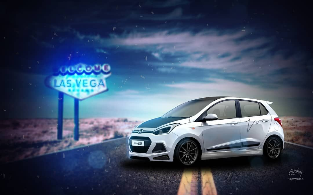Hyundai Grand I10 Modified Check Out My Instagram Page Https