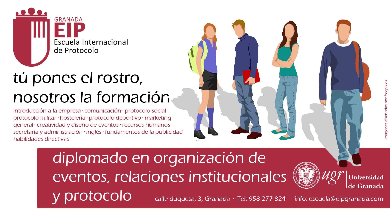 protocolo eventos Granada