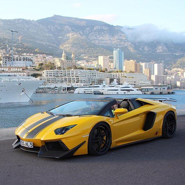 Lamborghini Sport: Lamborghini Aventador Roadster