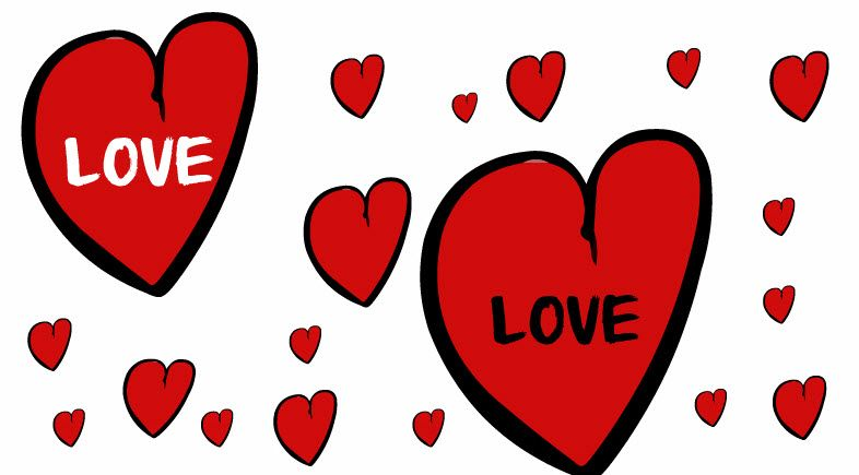 Free prezi template for Valentineu0027s Day - All you need is love - love templates free