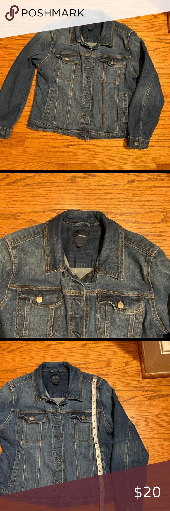 Gap Kids Jean Jacket Size Xxl Plus Jeans Kids Kids Jeans Jacket Baby Denim Jacket [ 1740 x 580 Pixel ]