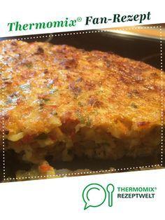 Kartoffelkuchen herzhaft von Mirja.E. Ein Thermomix ® Rezept aus der Kategorie Grundrezepte auf www.rezeptwelt.de, der Thermomix ® Community.