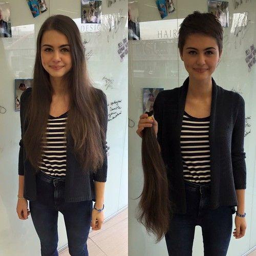 Slovakian hair donations