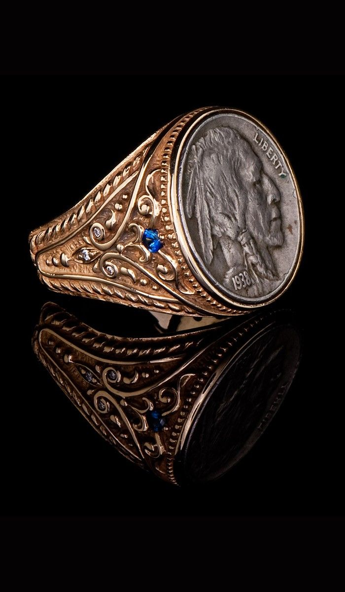 J Chapa Hernandez Coin Jewelery Bellevue Wa