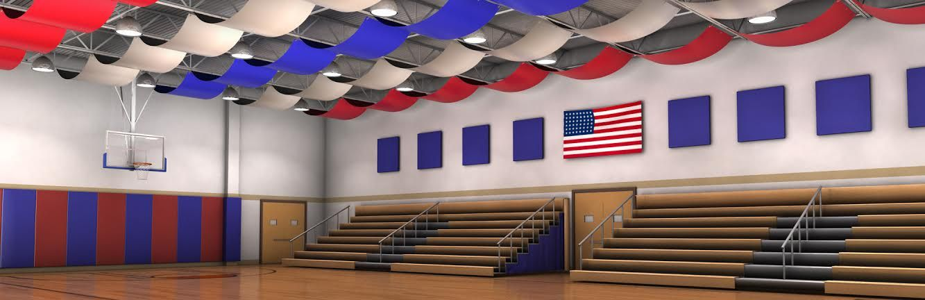 Pin By Amcraft Manufacturing On Acoustic Baffle Systems