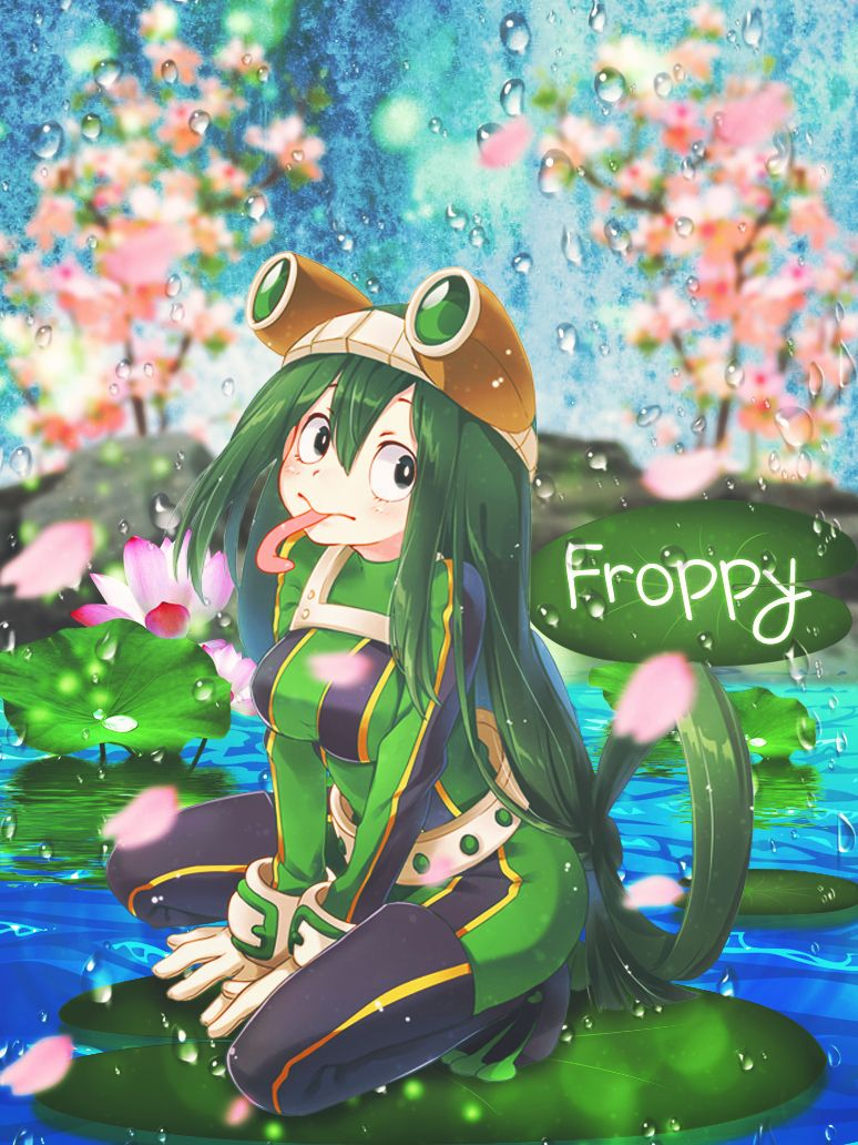 You can also upload and share your favorite my hero academia froppy wallpapers. Froppy by https://www.deviantart.com/dinocojv on ...