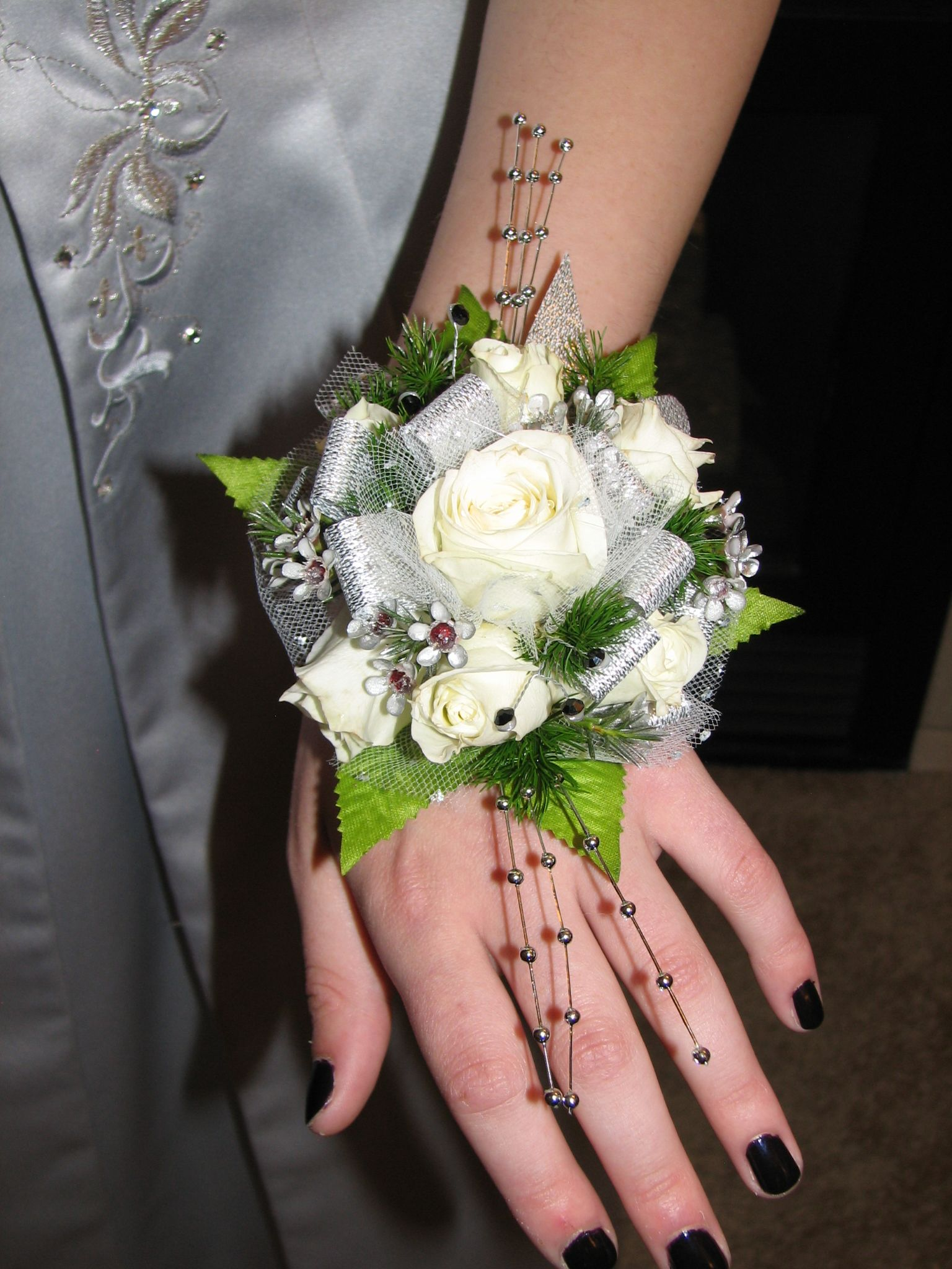 prom corsage ideas | prom corsage by the-reborn-shadow | prom flower