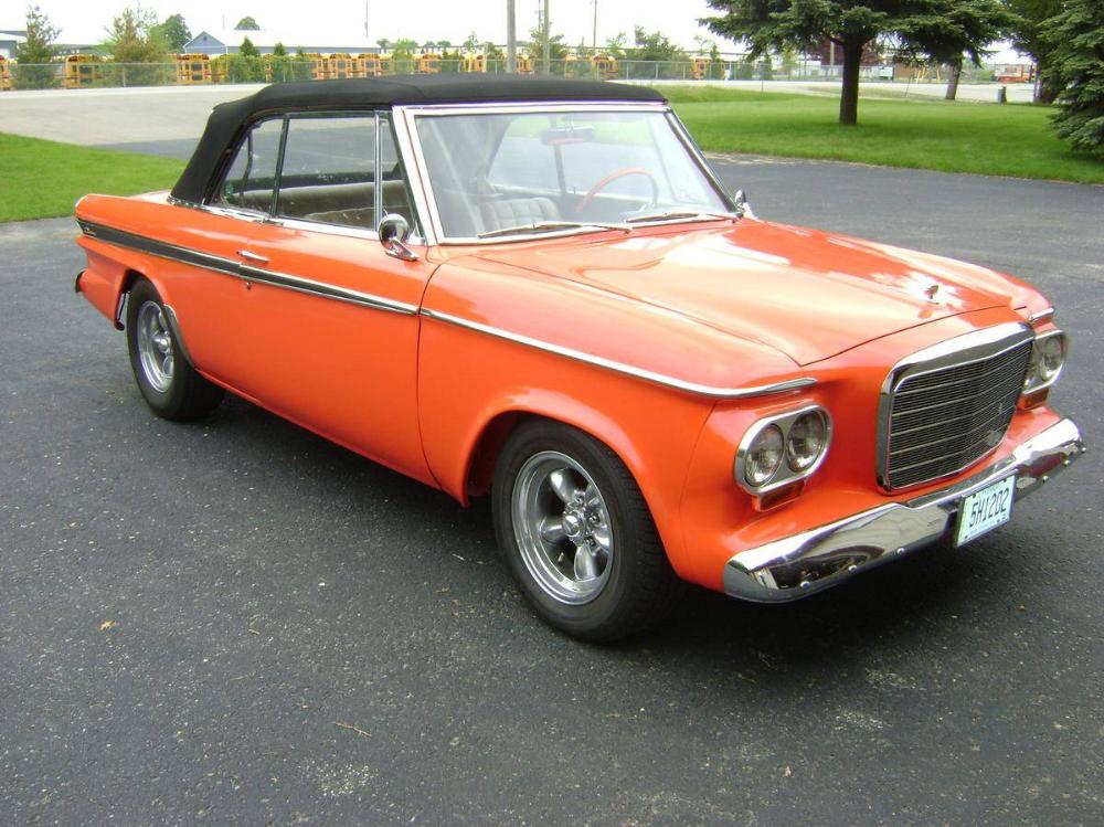 1963 Studebaker Daytona For Sale 2281048 Hemmings Motor News Benz Smart Cars For Sale Mercedes Benz