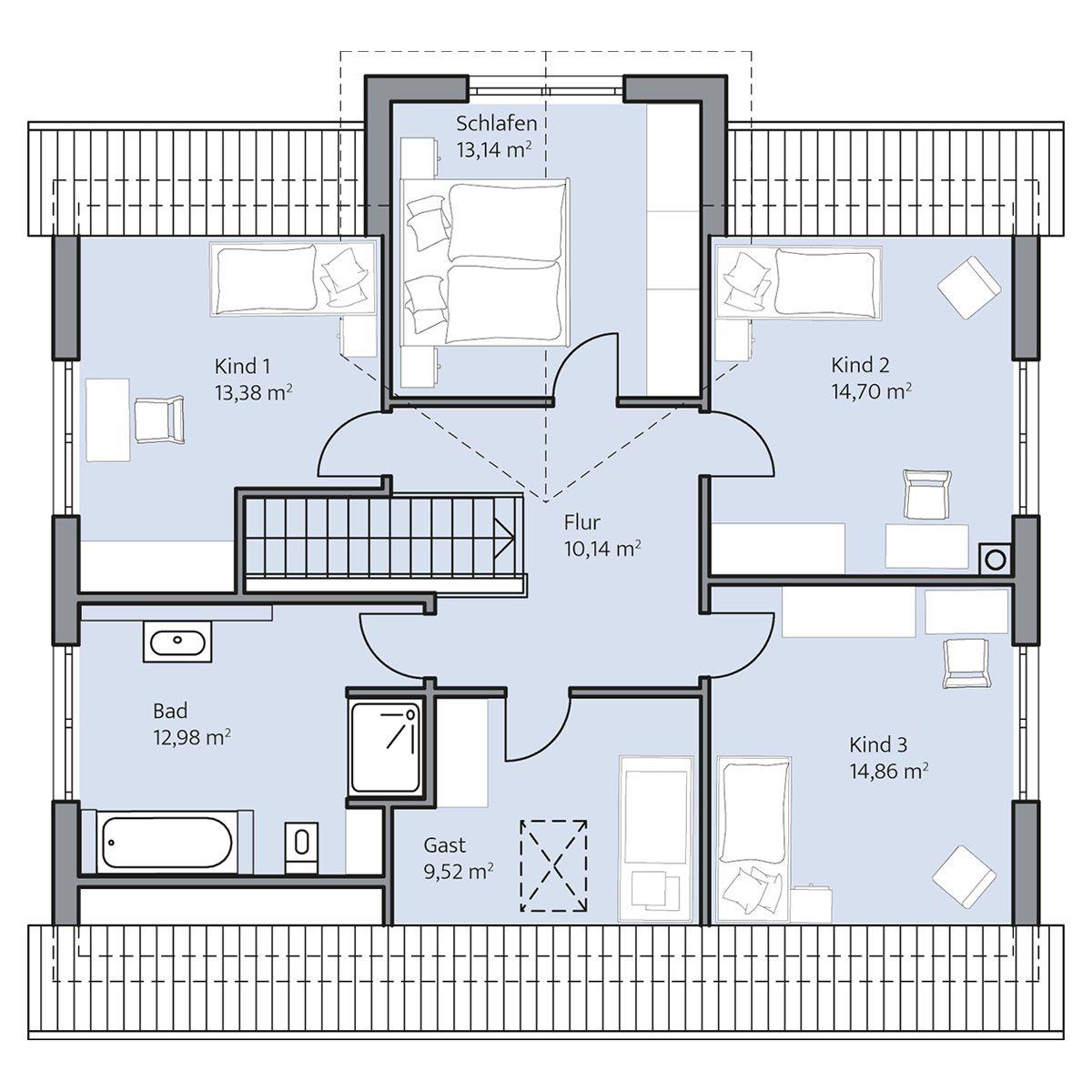 Häuser individuell geplant und massiv gebaut