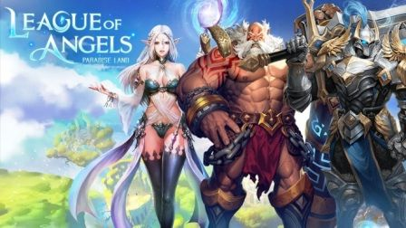 League of Angels Paradise Land Cheats Infinity Diamonds and Gold