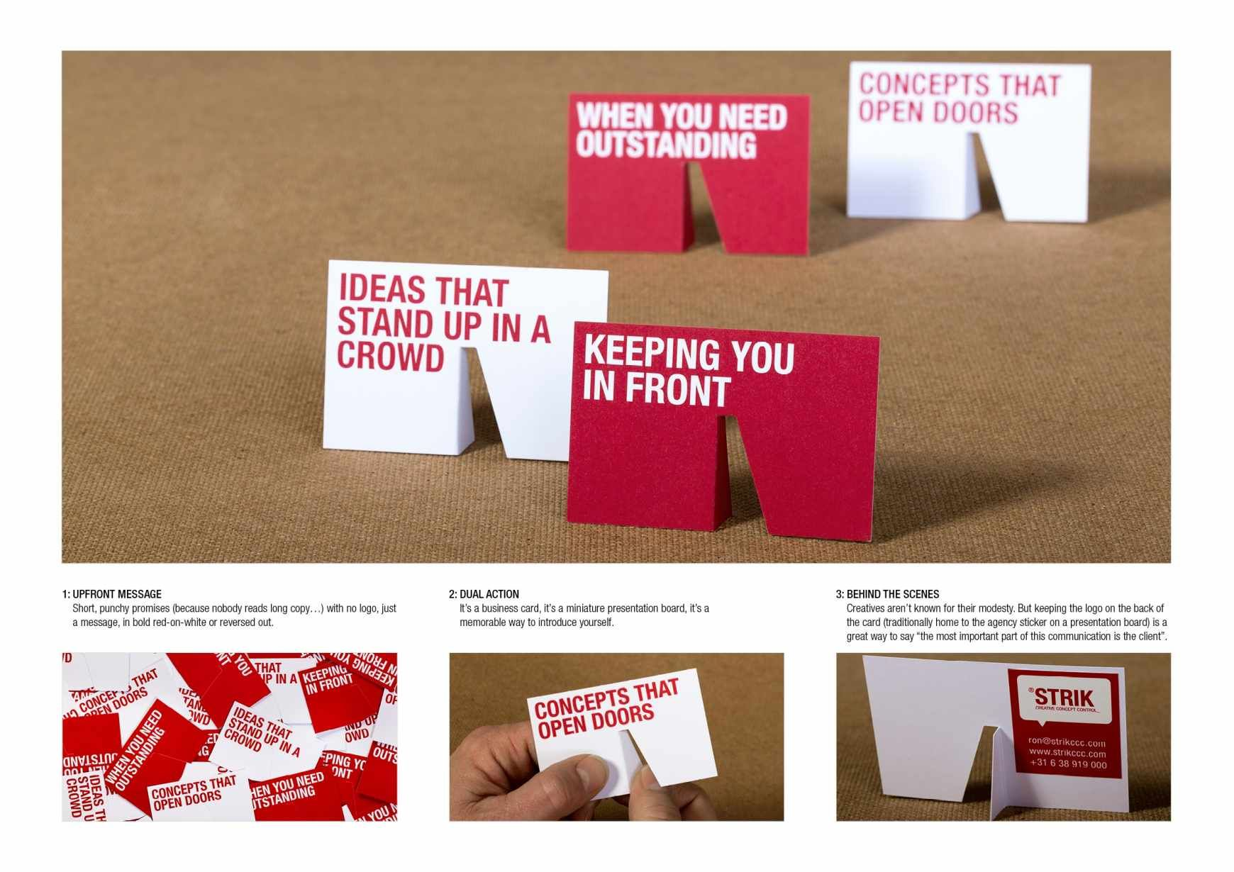 Ads of the World™ | Cool sh*t | Pinterest | Business cards, Brand ...