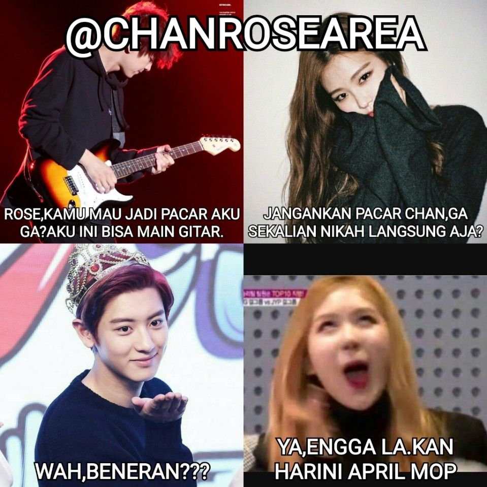 Chanrose In 2018 Pinterest Park Chanyeol Iya Kan Bener Chaeyoung Rose Parks Pink Roses