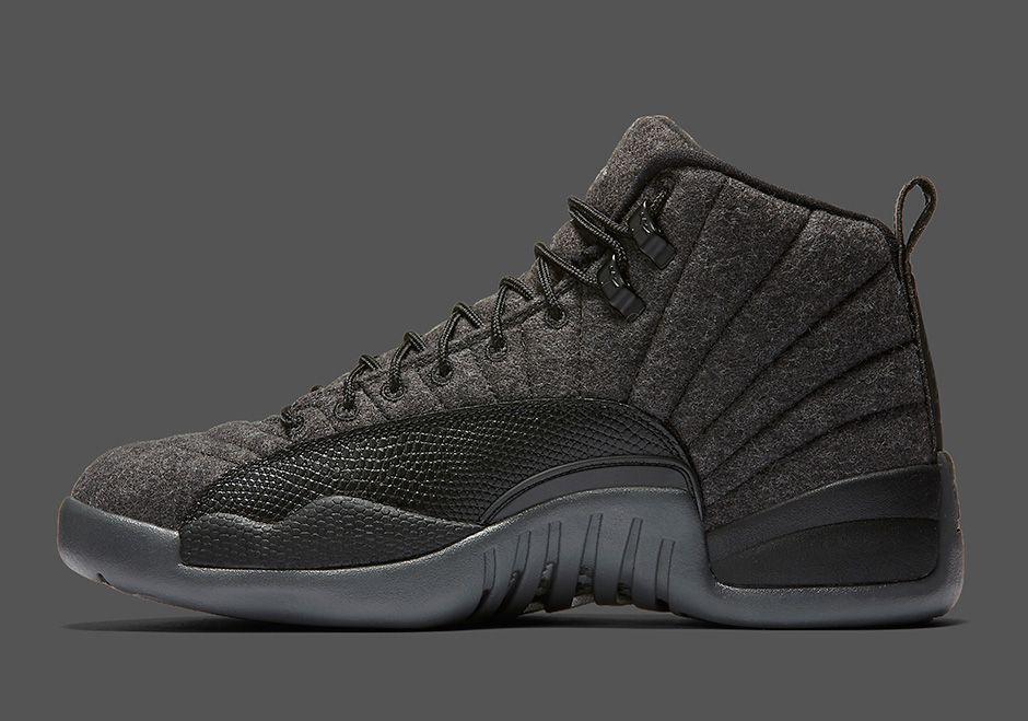 huge discount 4f22d aed83 Air Jordan 12 Wool | Kicks | Air jordans, Jordans, Sneakers