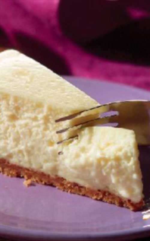 PHILADELPHIA Classic Cheesecake Recipe Classic cheesecake