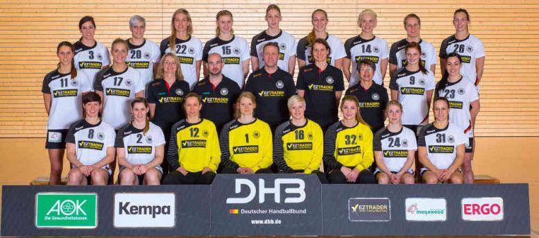 Handball-EM 2016: DHB-Aufgebot Start der Qualifikation