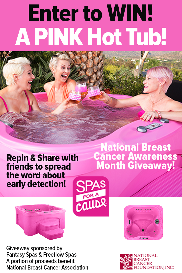 Has free breast cancer giveaways amusing idea