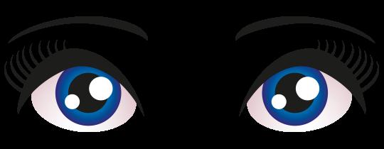 Ojos Png, Color De Ojos