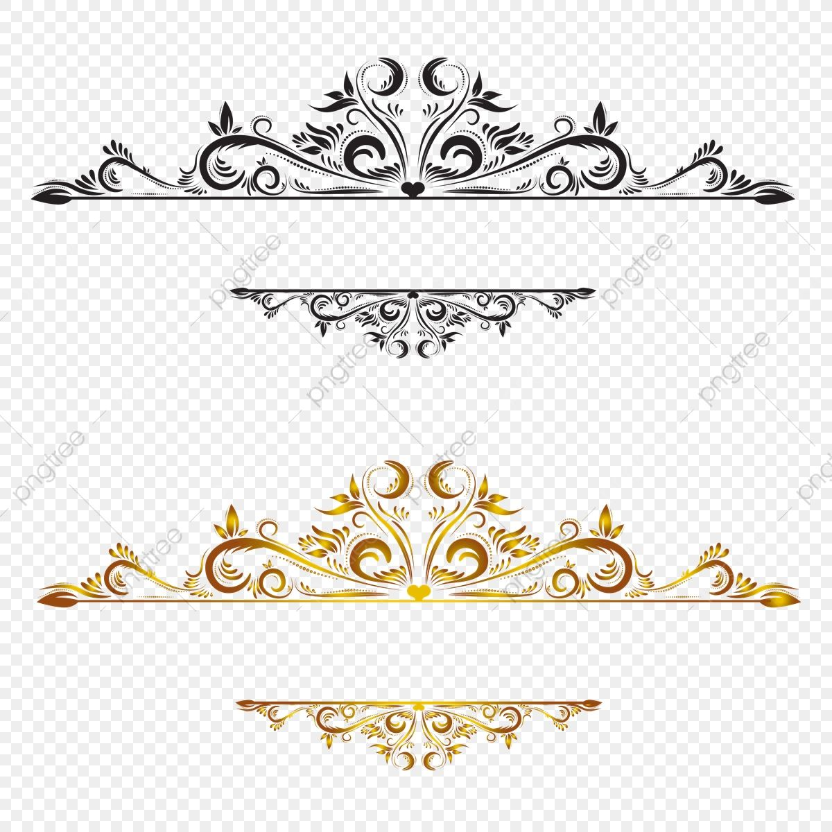 Vintage Border Lace Pattern Border Small Elements Png And Vector With Transparent Background For Fr In 2020 Vintage Borders Logo Design Free Templates Free Clip Art