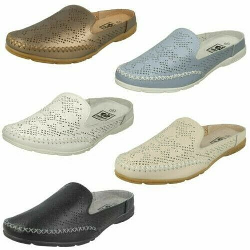 Ladies Down to Earth Casual Slip On Shoes