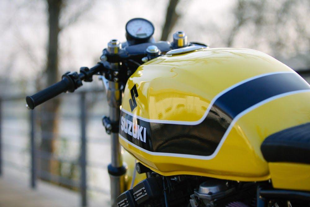 Suzuki GSX1100 Fenix ~ Return of the Cafe Racers