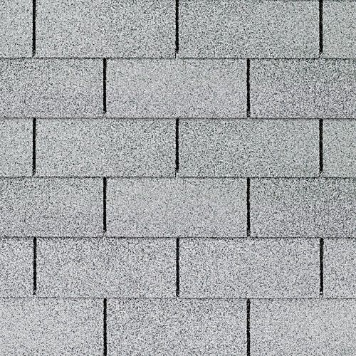 Best Silver Lining Gaf 3Tab Roof Shingles Swatch Roofing 400 x 300