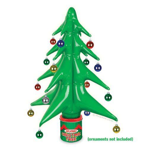 Amazon Com Inflatable Christmas Tree Small Blowup Christmas Tree Inflatable Christmas Tree Christmas Tree Toy Holiday Christmas Tree