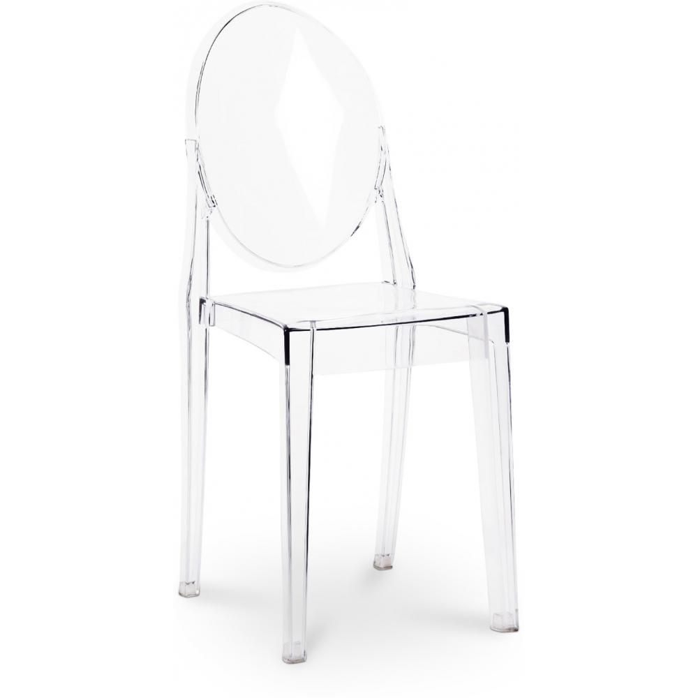 Chaise Victoria Ghost Pas Cher